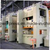 Máquina automática aluída dobro lateral reta da imprensa de potência