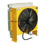 기술설계 기계를 위한 알루미늄 격판덮개와 바 유압 기름 냉각기