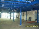 産業倉庫の頑丈な記憶の鋼鉄中二階床ラック