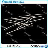 Spugne oftalmiche, anello di PVA, germoglio dell'occhio di PVA, stoppino di PVA Ey, schermo chiaro di PVA