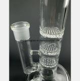 Il filtro dal favo frega il tubo di acqua per recuperare il tubo di fumo dell'olio