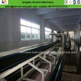PE 3 층 합성 플라스틱 물 또는 가스 공급 관 압출기 생산 라인