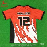 Bande de Sublimation de gros Healong Mens Fashion Tee-shirts de sport