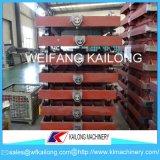 Fundição de alta qualidade Máquina de Moldagem Hws Carro de paletes