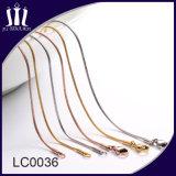 Corrente de serpente de jóias de aço inoxidável de alta qualidade