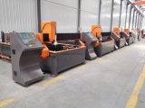 Metall-CNC-Plasma und Flamme-Ausschnitt-Maschine, Plasma oder Flamme-Scherblock