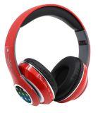 Fone de ouvido Bluetooth com a FM e Micro SD de suporte