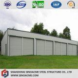 Costruzione/magazzino d'acciaio Pre-Costruiti per l'applicazione industriale