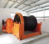 De elektrische Kruk van het Hijstoestel van de Mijnbouw voor Platform en het Opheffen van de Noodsituatie