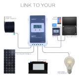 Energia solare Controller+Ce+Rhos 1210A dell'affissione a cristalli liquidi 10A 12V/24V di MPPT