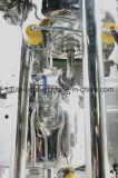 Mezclador cosmético inclinado del emulsor del vacío del acero inoxidable con la elevación