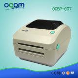 Adhesivo térmico el código de barras impresora para impresión de códigos de barras etiqueta
