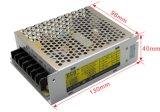 12V 60W IP20 Indoor tensione costante Alimentatore switching per strisce con CE