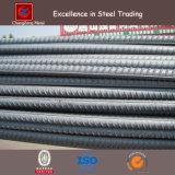 Materiales de construcción barra de acero deformida