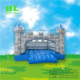 Надувные Bouncer белого цвета с 3 поверхности стен