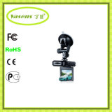2.5inch Car Driving Camera Night Vision Video Recorder de carro com certificação CE