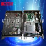 Tetra /Iden/Gota/P25/PDT/Bda/ repetidor de fibra óptica de 800MHz/Iden/Gota/P25/PDT/Bda/amplificador de señal de alta potencia Booster/.