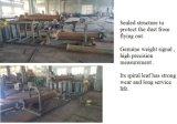 Alimentatore di ponderazione del blocco per grafici dell'acciaio inossidabile di serie del certificato Tgg-20s di iso per potere/industria gesso/del cemento