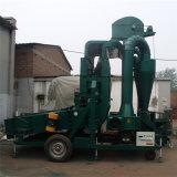 De Reinigingsmachine van het Zaad van de hoge Capaciteit met de de Dubbele Schermen en Cyclonen van de Lucht