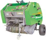 Foin de luzerne Mini petite presse à balles de foin hydraulique Prix de la machine pour les tracteurs