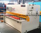 QC12y hydraulische Stahlausschnitt-Maschine