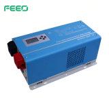 L'énergie solaire 24V DC à l'AC pour utilisation à domicile de l'onduleur
