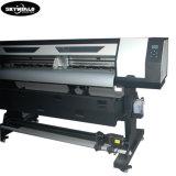 Impressora por sublimação de têxteis de 1,8 m com três Cabeças de 5113