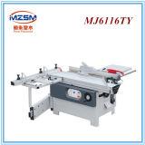 2016 Ventes chaud panneau table coulissante vu Machines à bois de la machine
