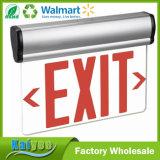 Signe rouge rotatoire de sortie de balisage du bord de piste d'éclairages LED de lettrage de support extérieur