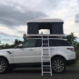 4X4冒険のキャンバスは堅いシェルの屋根の上のテントを製造する