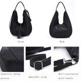 リベットの装飾PUの方法女性の大きい容量のショッピング・バッグ(WDL0302)