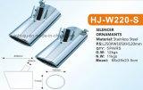 Aço inoxidável #304 da quantidade de Hight do uso das pontas da exaustão de W220-S para o Benz