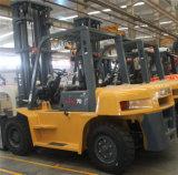 7000kg 7t Fd70 7 톤 포크리프트