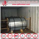 Bobine en acier galvanisée plongée chaude de la couche G40 de zinc