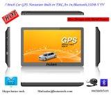 """"""" Auto neue 7.0 GPS-Nautiker mit Metallkasten, GPS-Navigationsanlage, Gedankenstrich GPS, ISDB-T Fernsehapparat, Doppelkern-Rinde A7; 800MHz"""