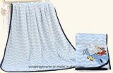 小さく柔らかい空気調節毛布