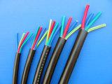 1145 0.012mm толщиная Глубок-Обрабатывая алюминиевая фольга для видео- экрана кабеля частоты