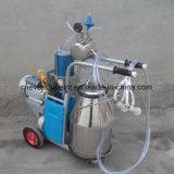 搾り出す機械電気モーター1バケツのヤギ
