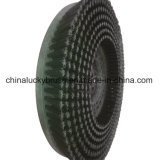 Cable PP cepillo redondo para máquina de limpieza de carretera (AA-731)