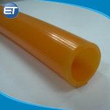PVC souple colorée l'eau claire au niveau du tube flexible du tuyau tubulure unique