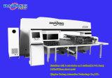 Estações de 32 D-ES300 Servofreio Torre CNC Máquina de perfuração