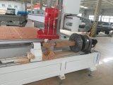 Cnc-Maschine mit 3D DrehAttachement (Durchmesser: 400mm, Länge: 2500mm)