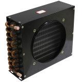 Condensatore commerciale del rame del dispositivo di raffreddamento di aria di refrigerazione