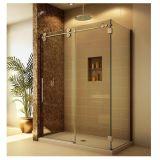 Vidro corrediço barata Fameless personalizada Porta do chuveiro