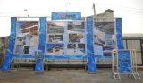 Портативный алюминиевых опорных торговой выставке стенд