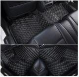 다이아몬드 5D Car Floor Mats (BLACK WITH BEIGE STITCHING) - 랜드로버 Sport