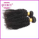Qualidade superior de cabelo Quercy 8 Grau Uvas 100% virgem Kinky Brasileira Cabelos encaracolados