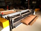Carbone moins de roulis de papier Sheeter et machine de fente de découpage