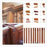 Bck amerikanische Art-rote Kirschfestes Holz-Rahmen-Küche-Schränke