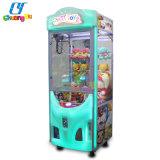 Münzenspielzeug-Geschenk-Fang-Kran-Greifer-Spiel-Maschine